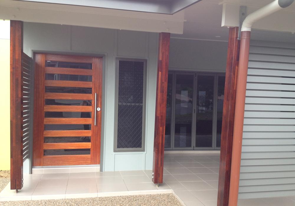 N bail residence barry green builder for New door design 2015